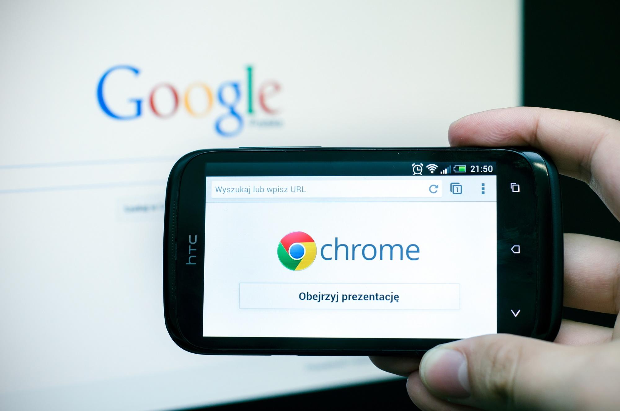 Chrome Sicherheits Updates